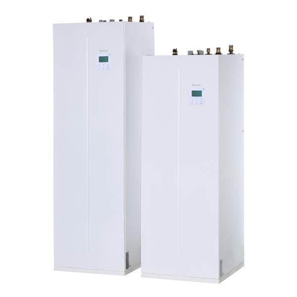 Тепловий насос повітря-вода NORDIS Optimus Pro з резервуаром для гарячої води 1