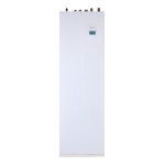 Тепловий насос повітря-вода NORDIS Optimus Pro з резервуаром для гарячої води 2